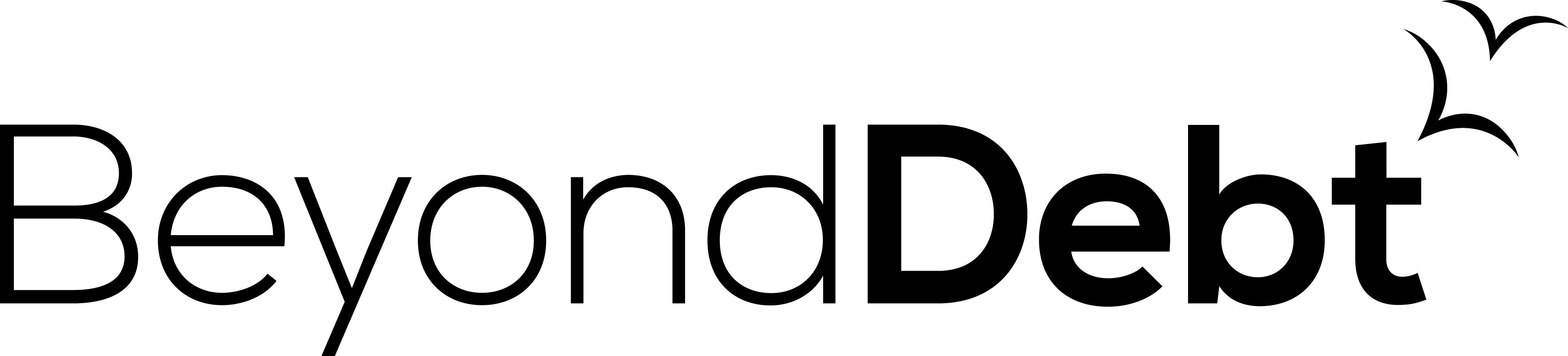 BeyondDebt_Logo_BW
